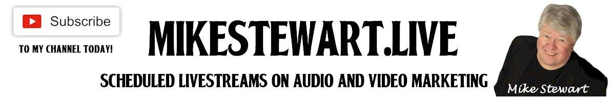 Mike Stewart Live